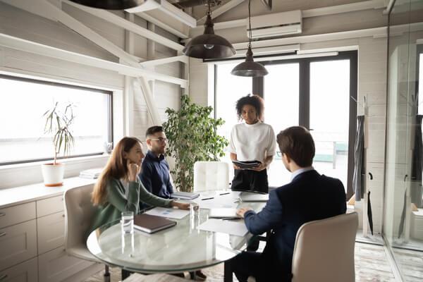 En bra kontorsinredning är mer än bara ergonomi